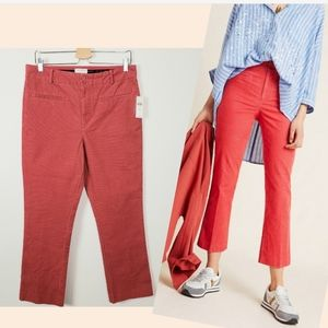 Anthropologie-The Essential Corduroy Flare Trouser